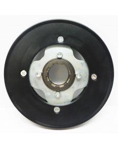 MX500/MX650/SX500 Chain Plate w/ Sprocket & Freewheel