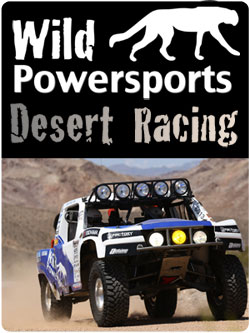 Wild Power Sports Desert Racing