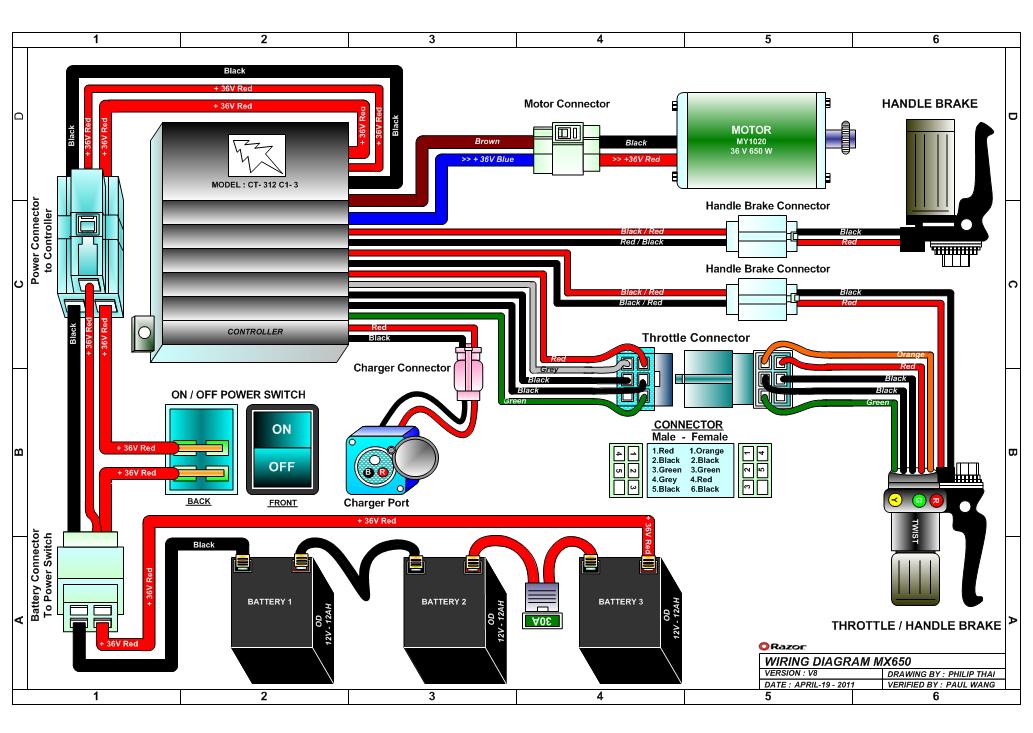 Razor Pocket Mod Wiring Diagram V together with Mx V Up Wiring Diagram besides Mx V Wiring Diagram additionally Razor E Wiring Diagram V besides Wiring Drifter Go Kart V. on razor pocket mod wiring diagram v